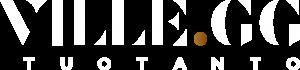 Ville.gg tuotanto logo white