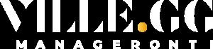Ville.gg managerointi logo white