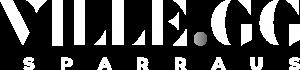 Ville.gg sparraus logo white